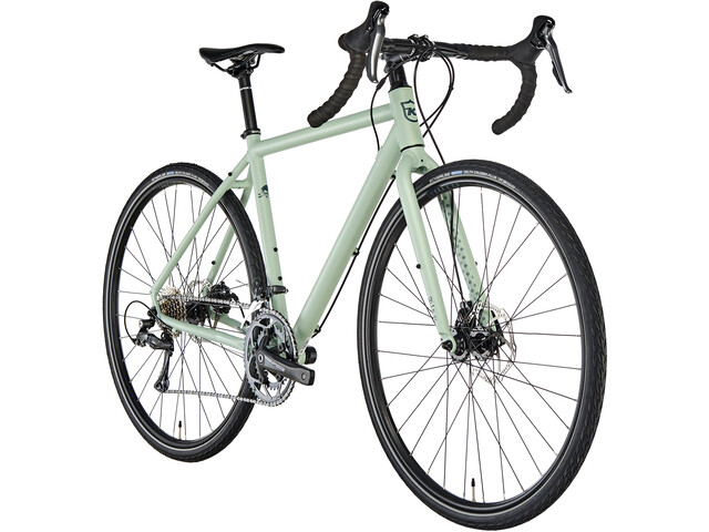 Kona Rove Cyclocross grå (2019) | Cross-cykler